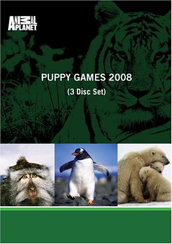 Puppy Games 2008 (3 DVD Set)