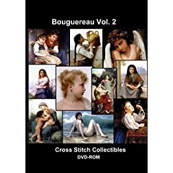 Bouguereau Cross Stitch Vol. 2