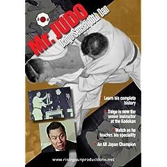 Diago Sensei <B>Mr. Judo</B> Kodokan 10th Dan