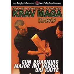 Israeli Krav Maga Kapap Gun Disarming