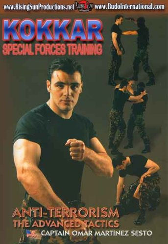 Kokkar Special Forces Anti Terrorism Training