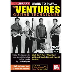 Learn To Play The Ventures Guitar Techniques