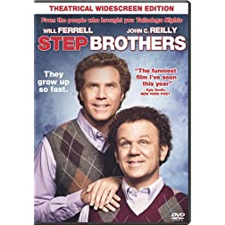 Step Brothers (Single-Disc Rated Edition)