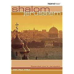 Shalom Jerusalem Live DVD