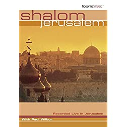 Shalom Jerusalem Live DVD