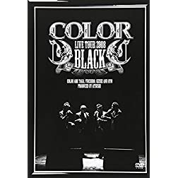Color Live Tour 2008 Black