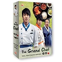 The Grand Chef Vol. 1