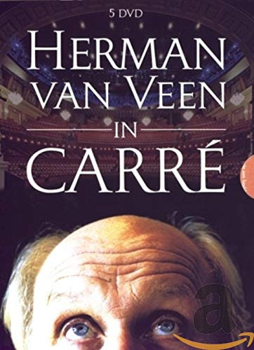 Herman Van Veen in Carre