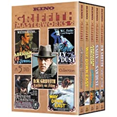 Griffith Masterworks 2 (Way Down East / D.W. Griffith: Father of Film / The Avenging Conscience / Abraham Lincoln / The Struggle / Sally of the Sawdust) (5D)