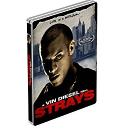 Strays (Steelbook Packaging)