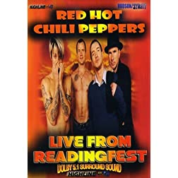 Red Hot Chili Peppers: Live from Glastonbury