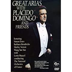 Great Arias with Placido Domingo and Friends