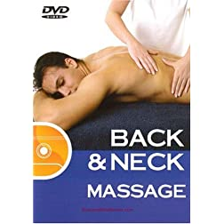 Learn to Massage - Back and Neck Massage