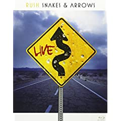 RUSH: Snakes and Arrows Live [Blu-ray]
