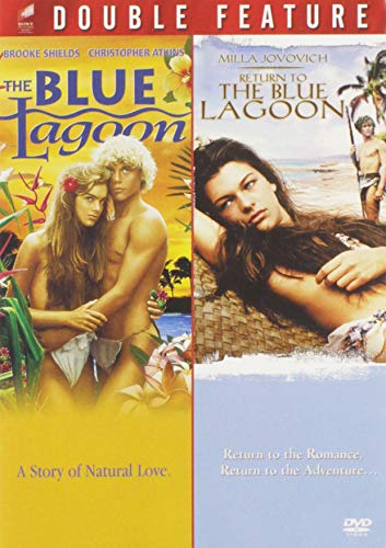 The Blue Lagoon & The Return to the Blue Lagoon (2pc)