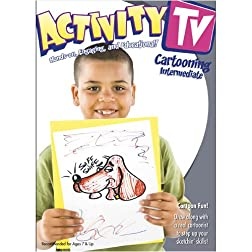 Activity TV: Cartooning Intermediate