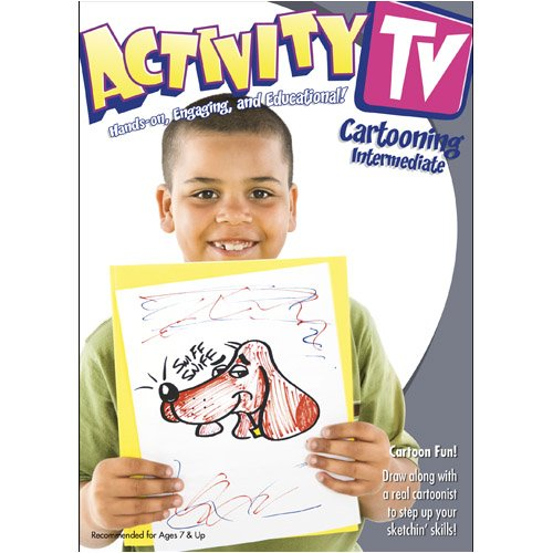 Activity TV: Cartooning Intermediate
