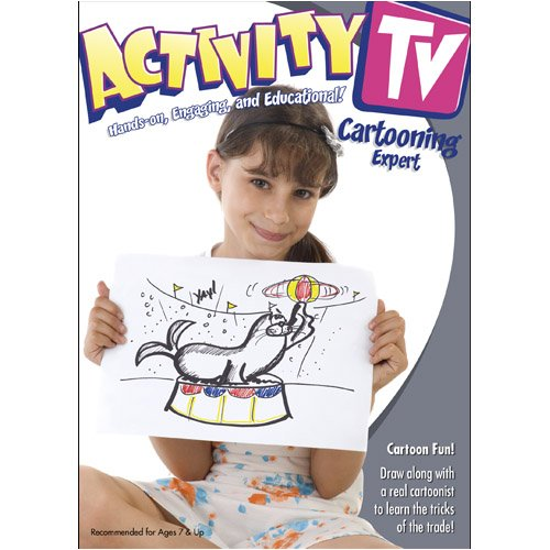 Activity TV: Cartooning Expert