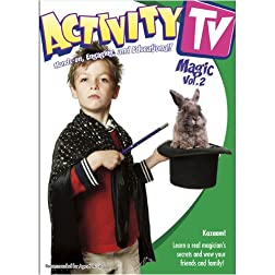 Activity TV: Magic V.2