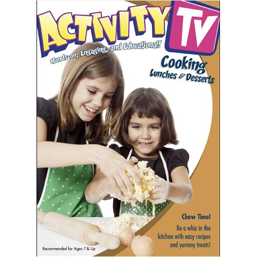 Activity TV: Cooking Lunches and Desserts