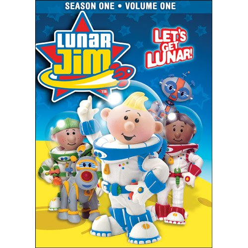 Lunar Jim Season One Volume One