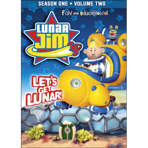 Lunar Jim Season One Volume Two