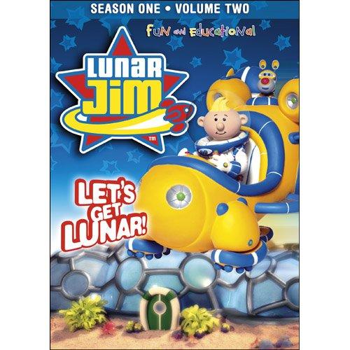 Lunar Jim Season One Volume Two