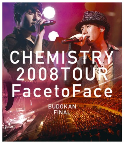2008 Tour Face to Face Budokan Final [Blu-ray]