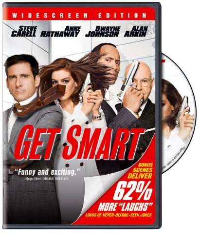 Get Smart (Single-Disc Widescreen Edition)