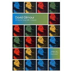 David Gilmour - At Hammersmith Odeon (PAL/Region 0)