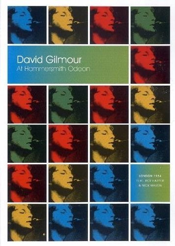 David Gilmour - At Hammersmith Odeon (PAL/Region 0)