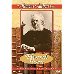 Famous Authors: Henrik Ibsen
