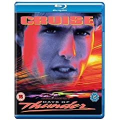 Days of Thunder [Blu-ray]