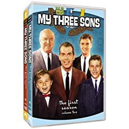 My Three Sons - Season One vols. 1 - 2