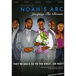 Noah's Arc: Jumping the Broom + CD