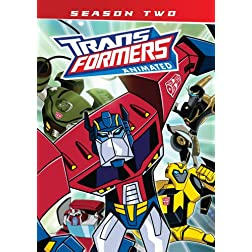 Transformers Animated: Season Two