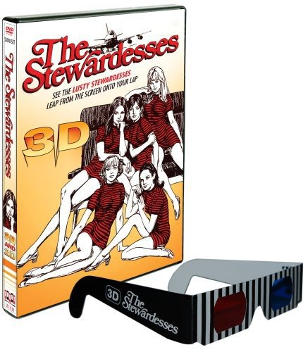 The Stewardesses 3D: 40th Anniversary Deluxe Edition