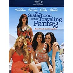 Sisterhood of the Traveling Pants 2 (+ Digital Copy) [Blu-ray]