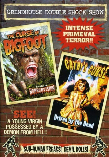Curse of Bigfoot (1976) / Cathy's Curse (1977)