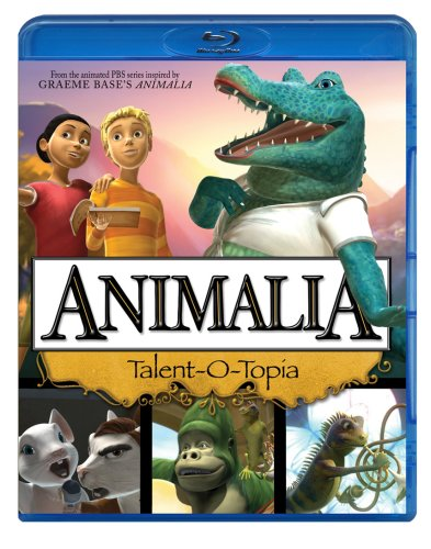 Animalia: Talent-O-Topia (Blu-ray) [Blu-ray]