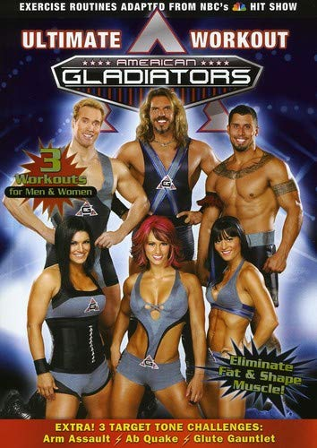 American Gladiators Ultimate Workout