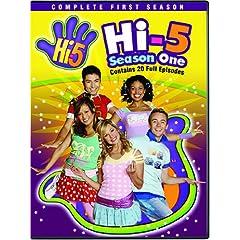 Hi-5 Season One (3pc) (Ws Box)