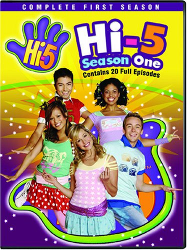 Hi-5 Season One (3pc) (Ws Box)