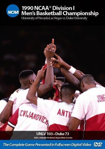 1990 NCAA Championship UNLV vs. Duke