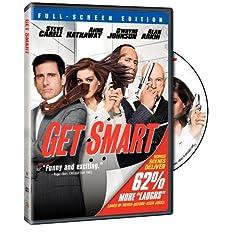 Get Smart (Single-Disc Fullscreen Edition)