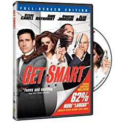 Get Smart (Single-Disc Fullscreen Edition)