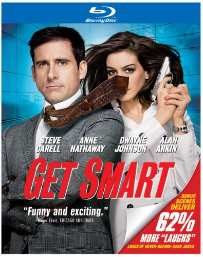 Get Smart (+ Digital Copy) [Blu-ray]