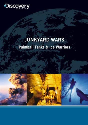 Junkyard Wars - Paintball Tanks & Ice Warriors