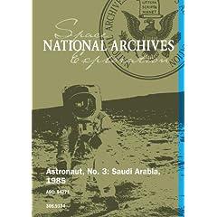 Astronaut, No. 3: Saudi Arabia, 1985