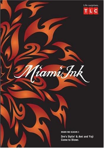 Miami Ink Season 3 - Dre's Stylin' & Ami and Yoji Come to Blows